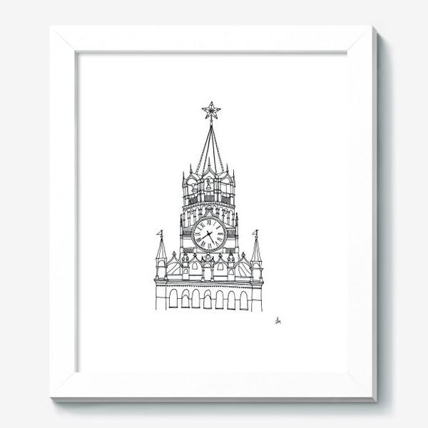 Картина «Spasskaya Tower»