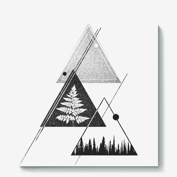 Холст «Forest Fern»