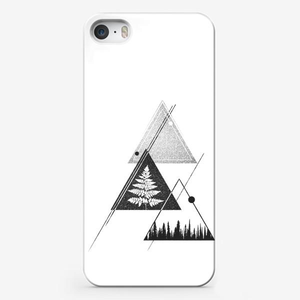 Чехол iPhone «Forest Fern»