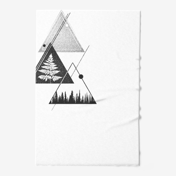 Полотенце «Forest Fern»