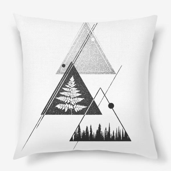 Подушка «Forest Fern»
