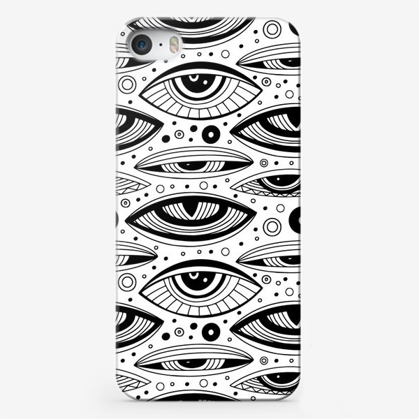 Чехол iPhone «Магические глаза»