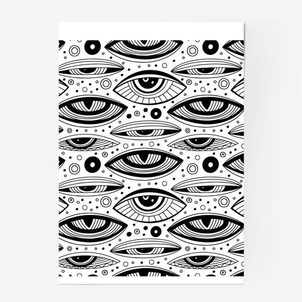 Постер «Магические глаза»