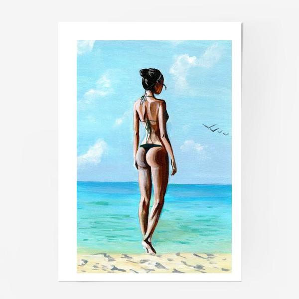 Постер «Лето»