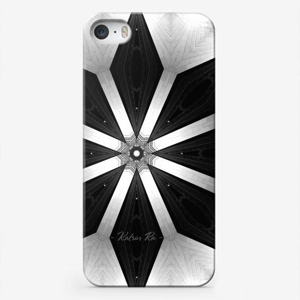 Чехол iPhone «Звёздная мандала»