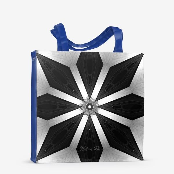 Сумка-шоппер «Звёздная мандала»