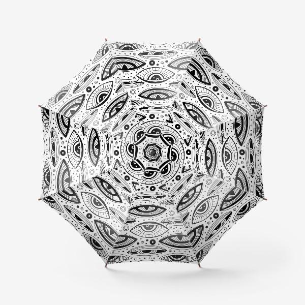 Зонт «Магические глаза»
