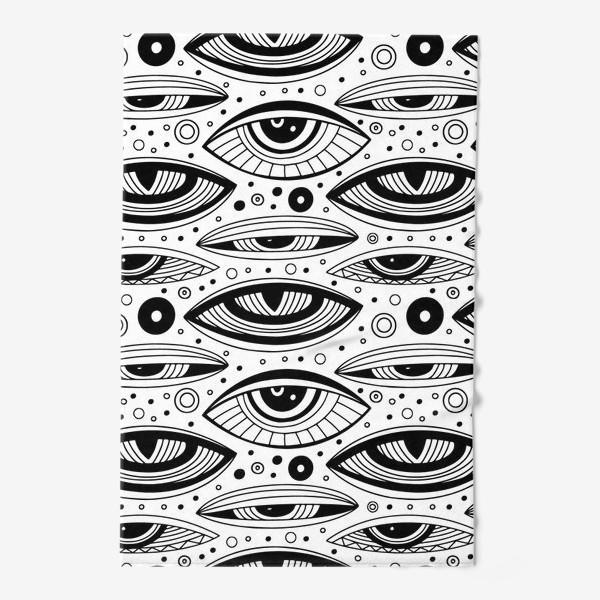 Полотенце «Магические глаза»