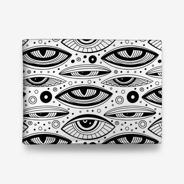 Кошелек «Магические глаза»