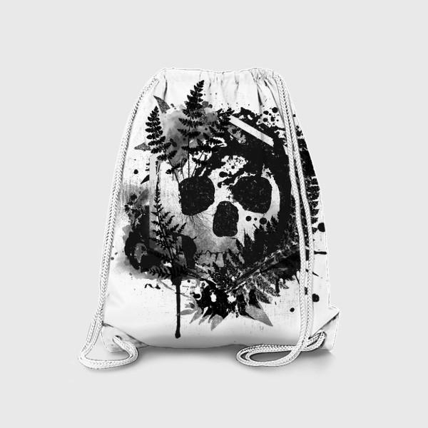 Рюкзак «Fern and Skull»