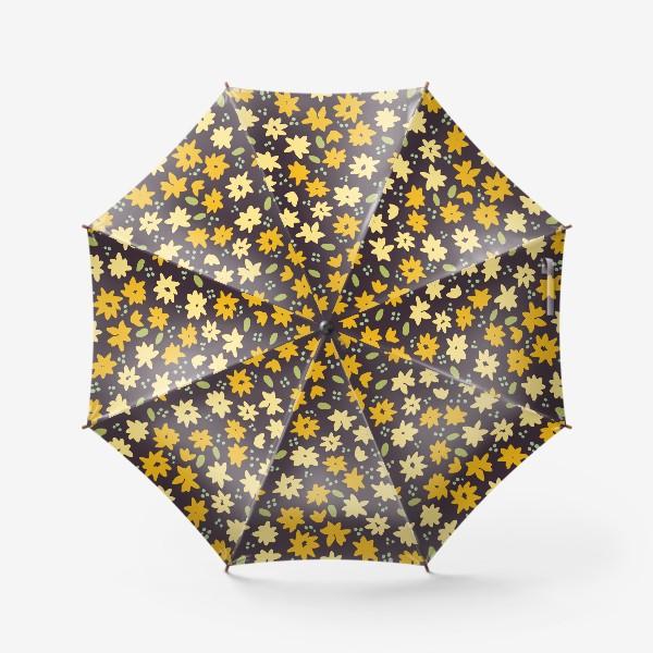 Зонт «Цветочный луг»