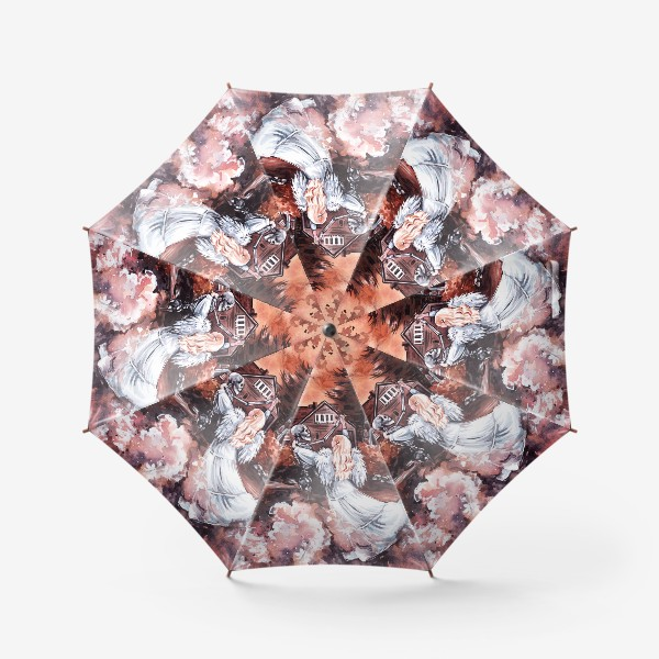 Зонт «танец под неслышимую музыку»