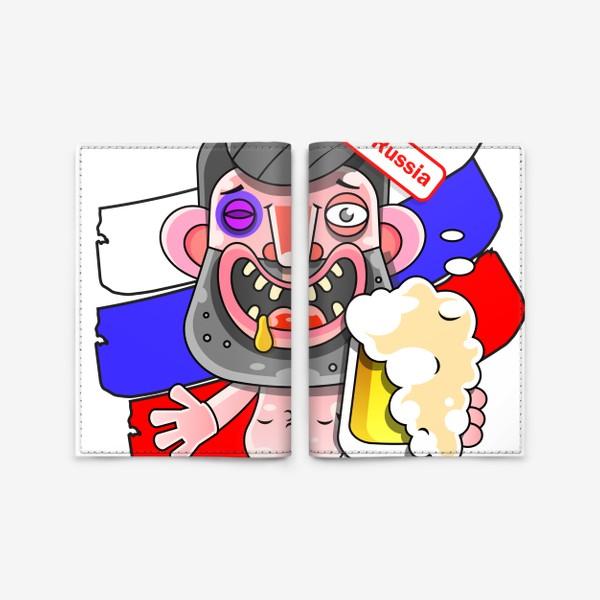 Обложка для паспорта «Made in Russia»