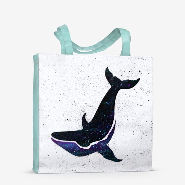Сумка-шоппер «Космический кит »