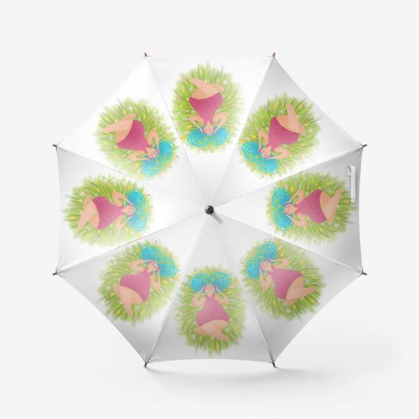 Зонт «Настроение: меломан.»