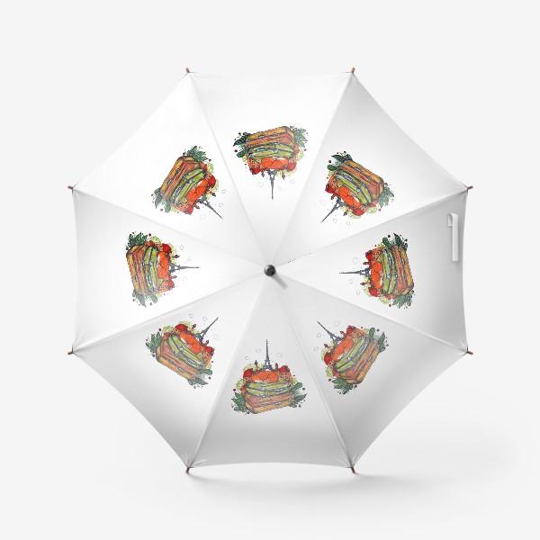 Зонт «Лисенок»