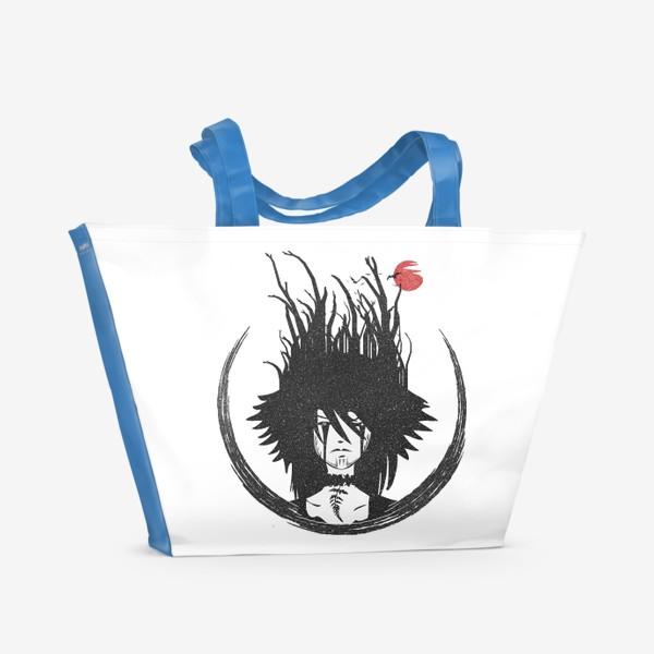 Пляжная сумка «Forest Girl»