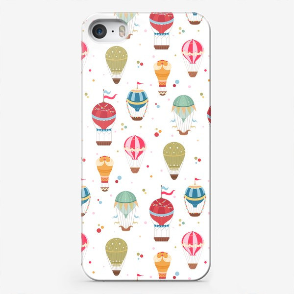 Чехол iPhone «Воздушные шары»