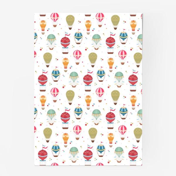 Постер «Воздушные шары»