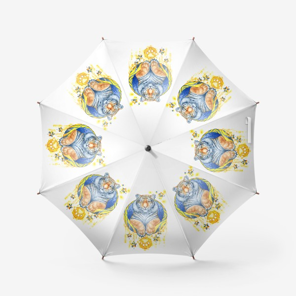 Зонт «Тигр»