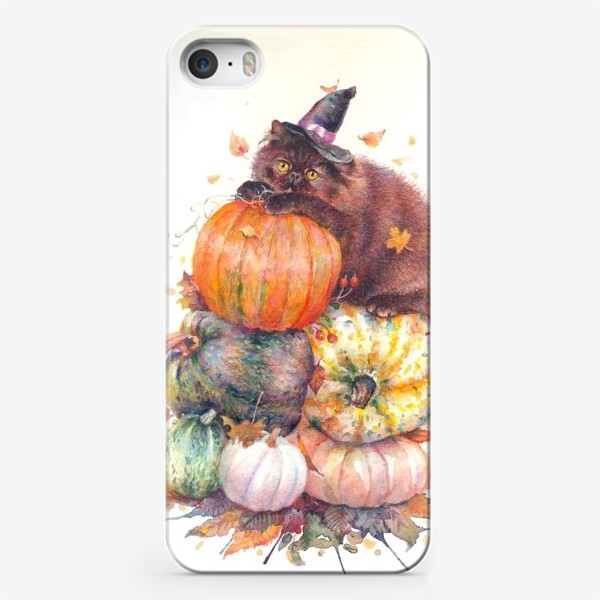 Чехол iPhone «Хеллоу»