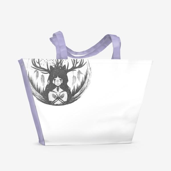 Пляжная сумка «Fern Girl»