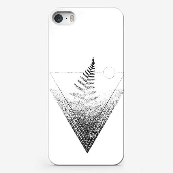 Чехол iPhone «Fern»