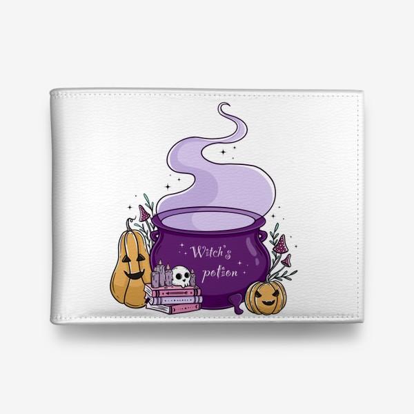 Кошелек «Зелье ведьмы/Witch's potion»
