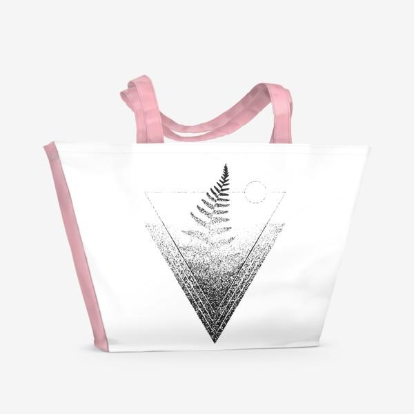 Пляжная сумка «Fern»