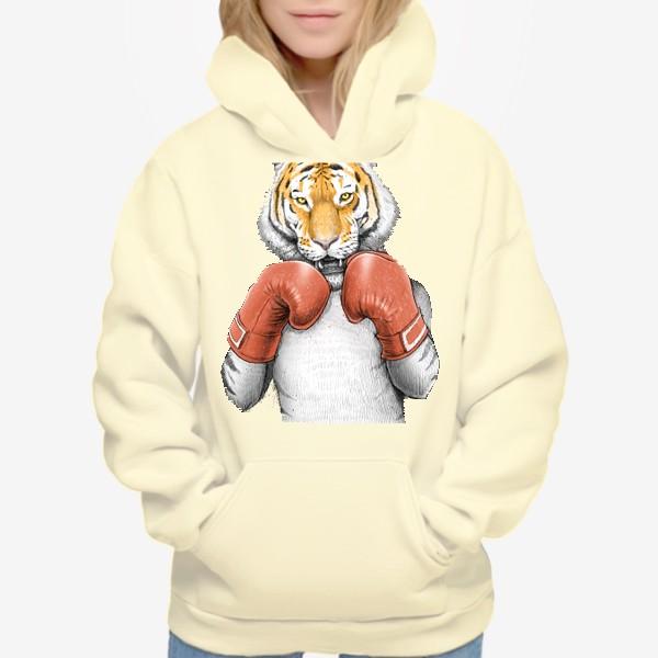 Худи «Tiger Boxer»