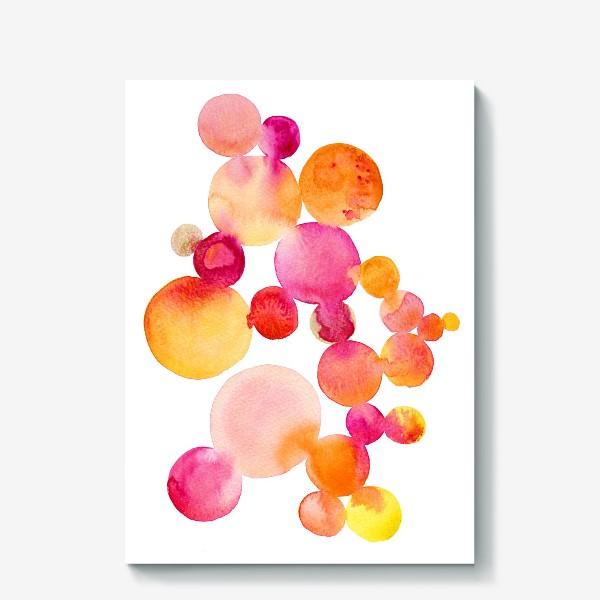 Холст «Pink Bubblegum»