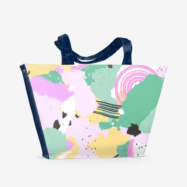 Пляжная сумка «Летнее настроение  »