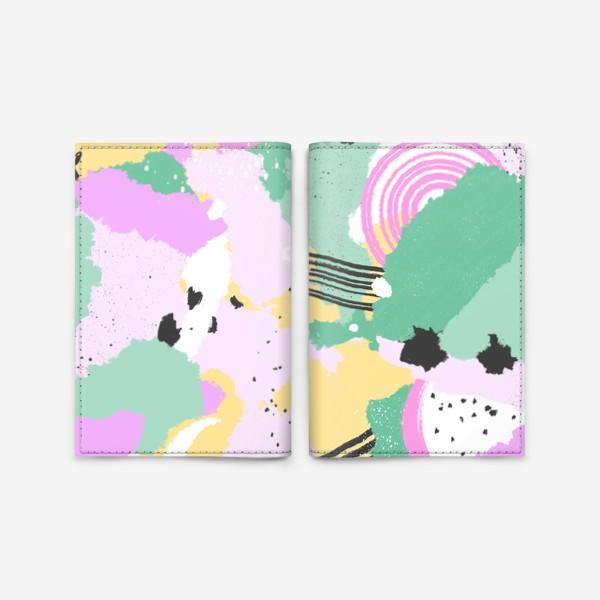 Обложка для паспорта «Летнее настроение  »