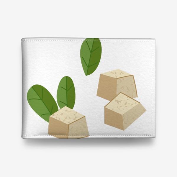 Кошелек «Сыр тофу»