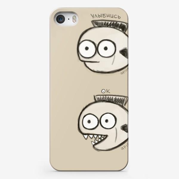 Чехол iPhone «Рыба »