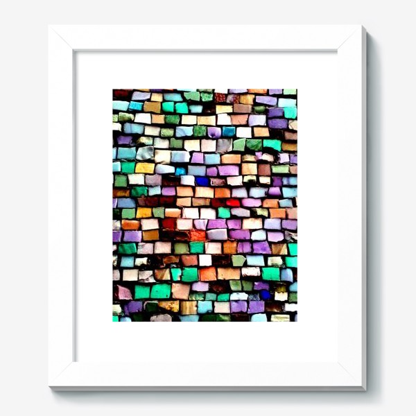 Картина «Яркая Мозаика»