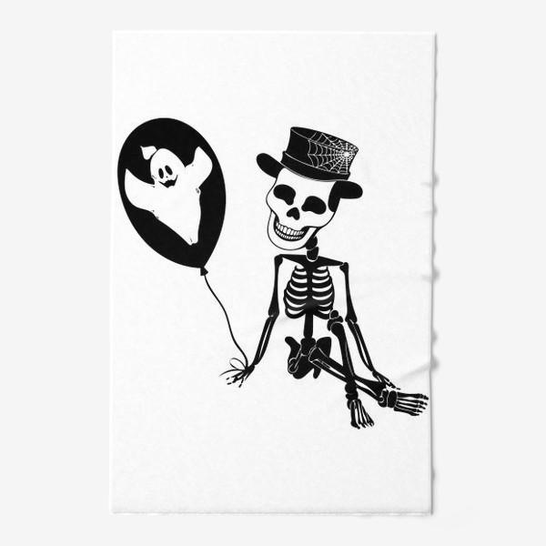 Полотенце «Подарок на Хэллоуин »
