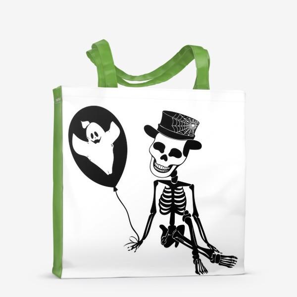 Сумка-шоппер «Подарок на Хэллоуин »