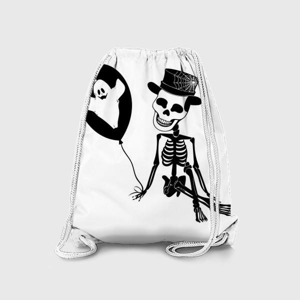 Рюкзак «Подарок на Хэллоуин »