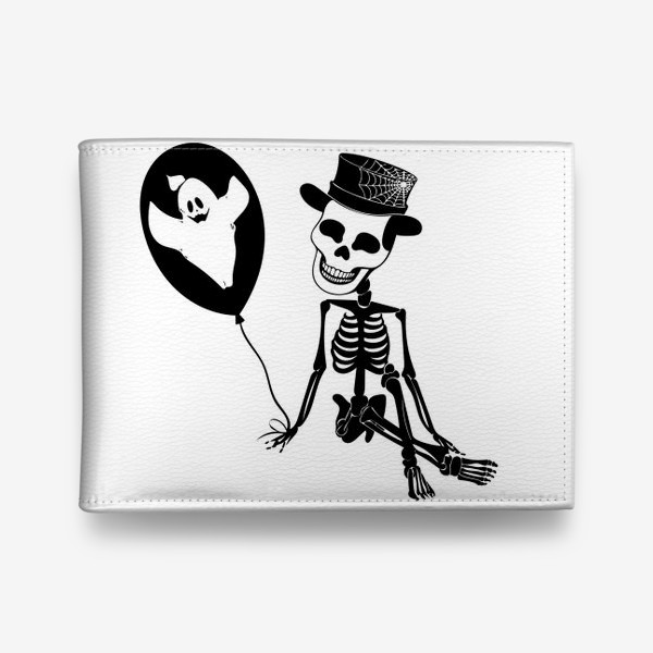 Кошелек «Подарок на Хэллоуин »