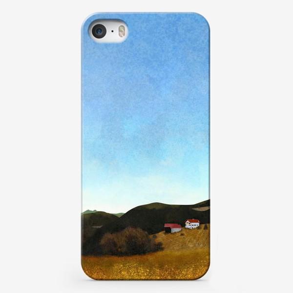 Чехол iPhone «Осенний пейзаж»