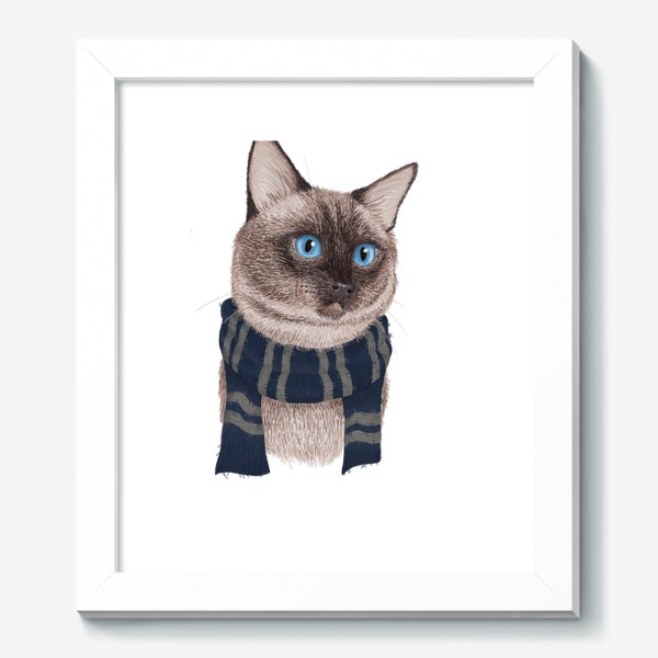 Картина «Котики Хогвартса. Когтевран.»
