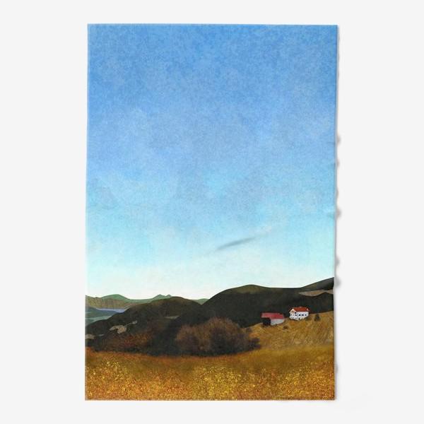 Полотенце «Осенний пейзаж»