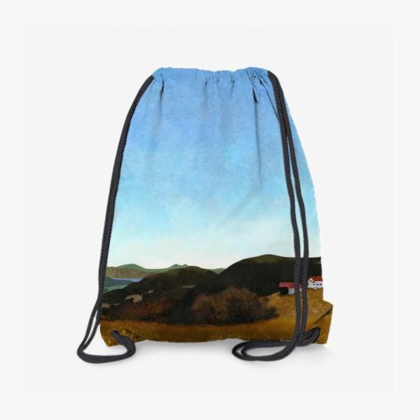 Рюкзак «Осенний пейзаж»