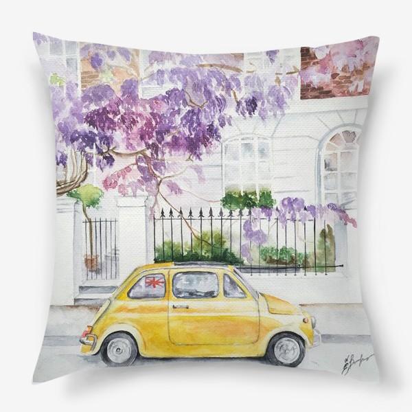 Подушка «Лондон»