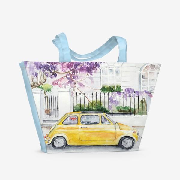 Пляжная сумка «Лондон»