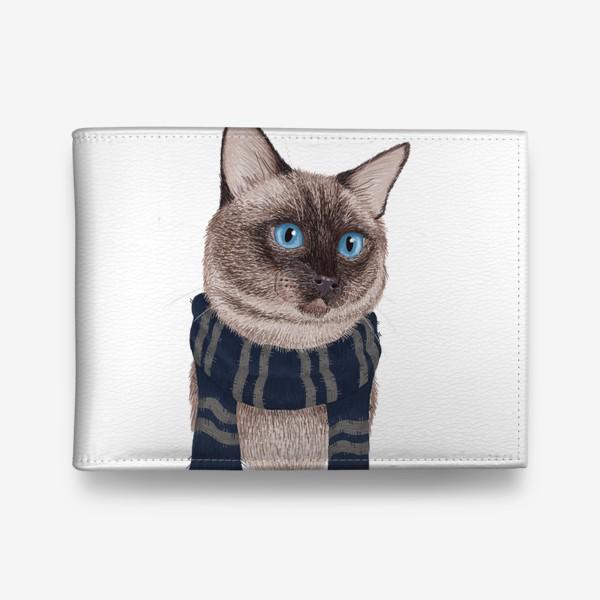 Кошелек «Котики Хогвартса. Когтевран.»