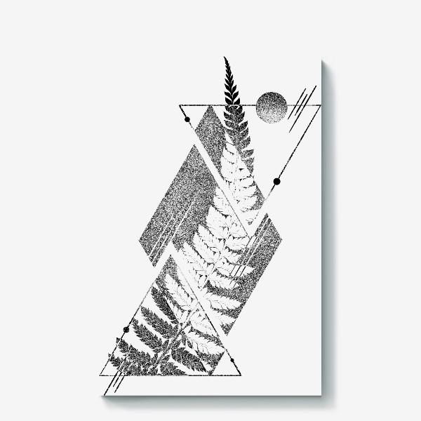 Холст «Geometric Mysticism»