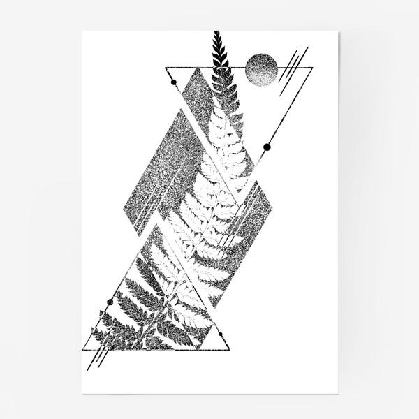 Постер «Geometric Mysticism»
