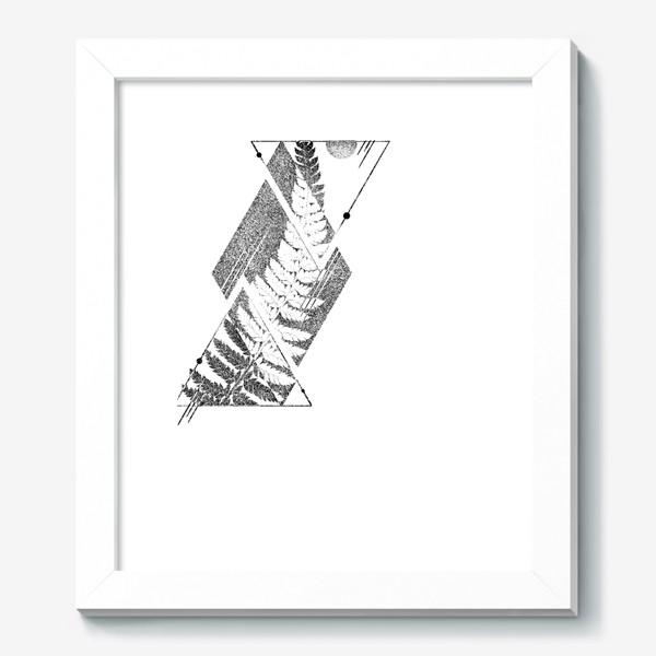 Картина «Geometric Mysticism»